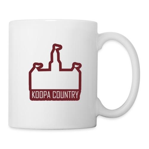 Koopa Country - Coffee/Tea Mug