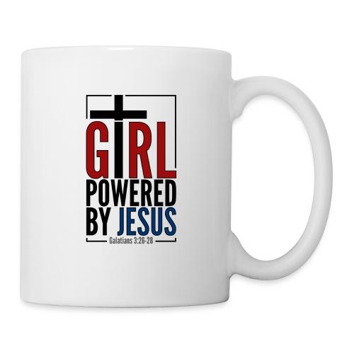 Girl Powered By Jesus | #GirlPoweredByJesus - Coffee/Tea Mug