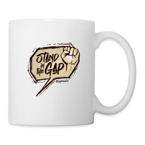 Stand in the Gap Color - Coffee/Tea Mug