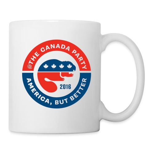 The Canada Party official campaign button - 2016 - Coffee/Tea Mug