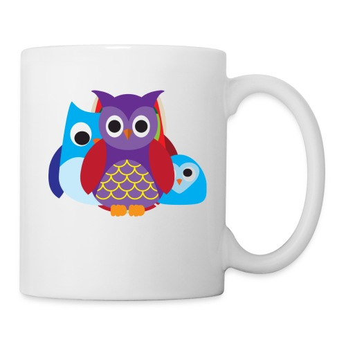 Cute Owls Eyes - Coffee/Tea Mug