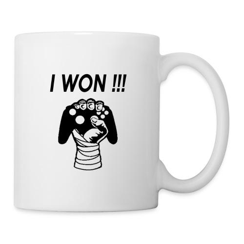 I WON - Coffee/Tea Mug