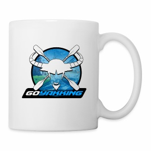 Go Yakking Blue - Coffee/Tea Mug