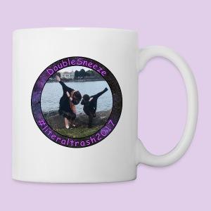 Doublesneeze #literaltrash2017 - Coffee/Tea Mug