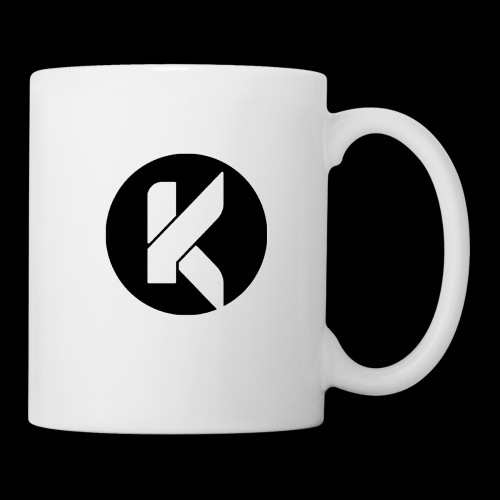 Koptivate Logo (Circle) - Coffee/Tea Mug