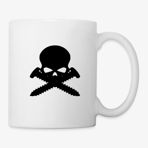 Screwed Apparel Logo - Coffee/Tea Mug