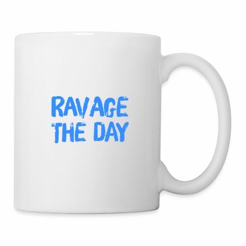 Ravage the Day - Coffee/Tea Mug
