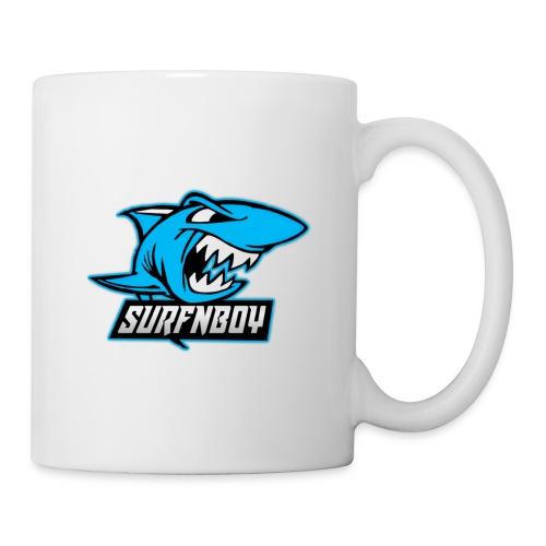Surfnboy Mascot - Coffee/Tea Mug