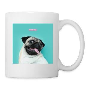 The Pug - Coffee/Tea Mug