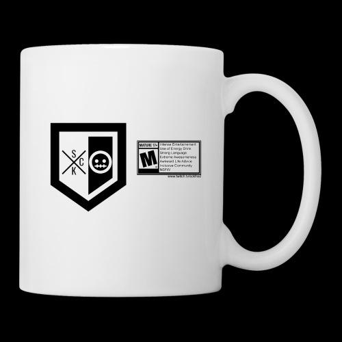 T shirt ScKFred ESRB - Coffee/Tea Mug