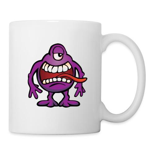 Cartoon Monster Alien - Coffee/Tea Mug