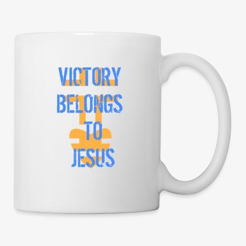 victorybelongstojesusbyHC - Coffee/Tea Mug