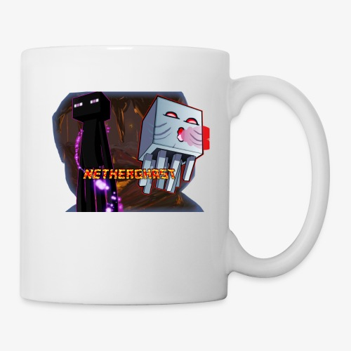 NetherGhast Mascot - Coffee/Tea Mug