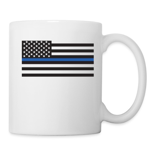 Thin Blue Line Apparel - Coffee/Tea Mug