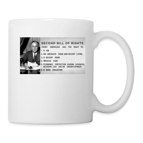 Second Bill of Rights - Coffee/Tea Mug