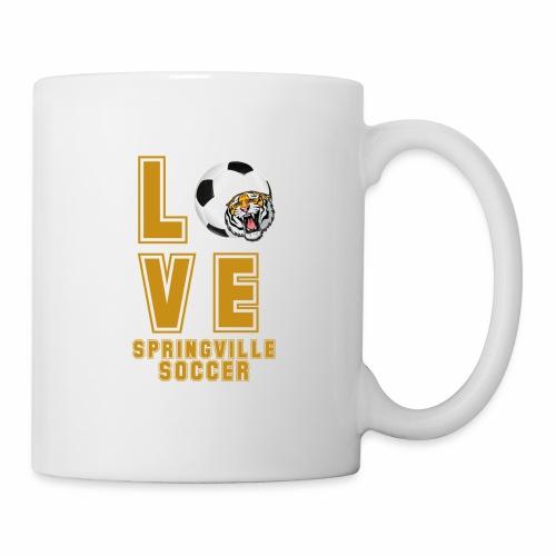 LOVE SOCCER - Coffee/Tea Mug