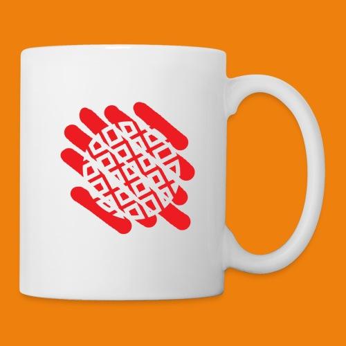 Waffles without Borders Logo - Coffee/Tea Mug