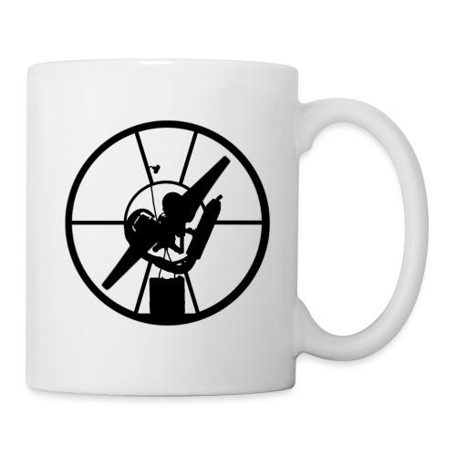 Paramotor Back - Coffee/Tea Mug