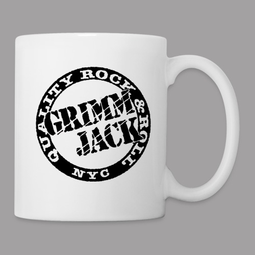 Grimm Jack black Quality - Coffee/Tea Mug