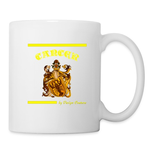 CANCER YELLOW - Coffee/Tea Mug