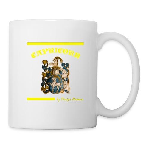 CAPRICORN YELLOW - Coffee/Tea Mug