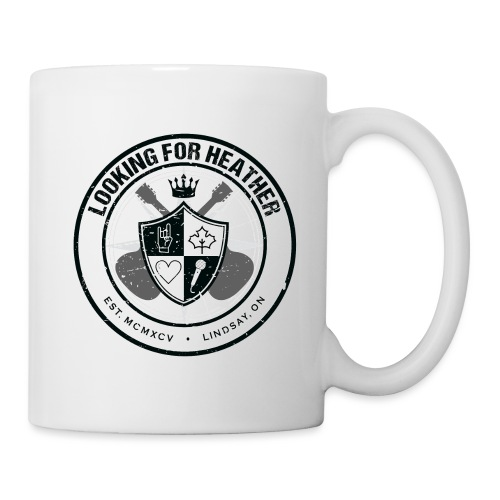 Looking For Heather - Crest Logo - Coffee/Tea Mug