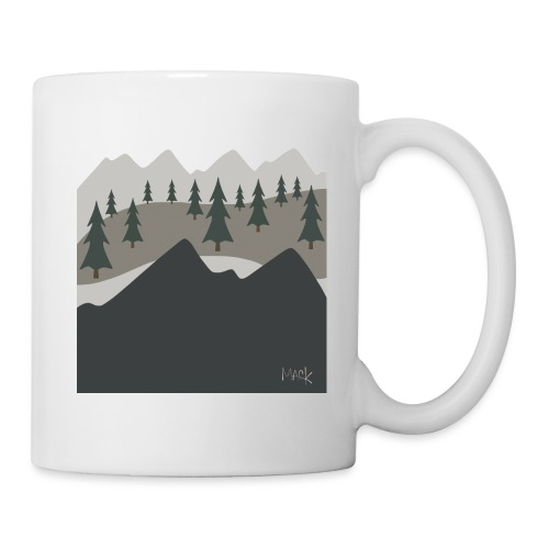 Views - Coffee/Tea Mug
