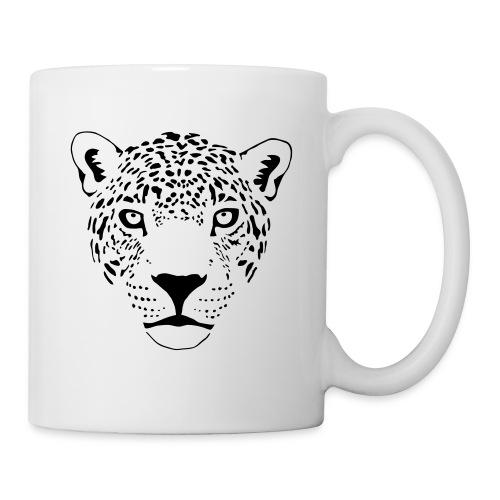 jaguar cougar cat puma panther leopard cheetah - Coffee/Tea Mug