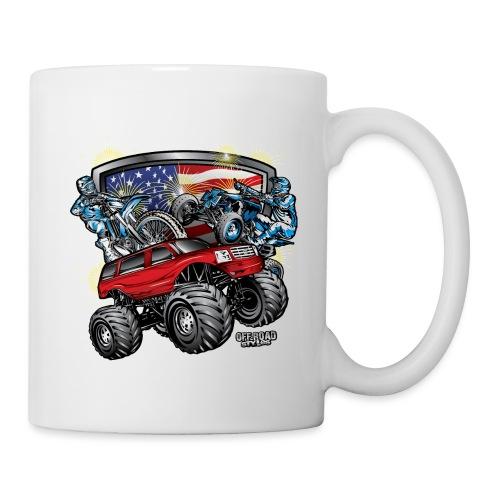 Off-Road 4th of July - Coffee/Tea Mug