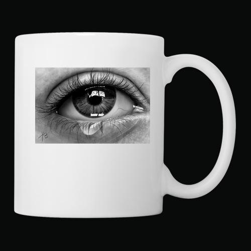Emotional eye - Coffee/Tea Mug
