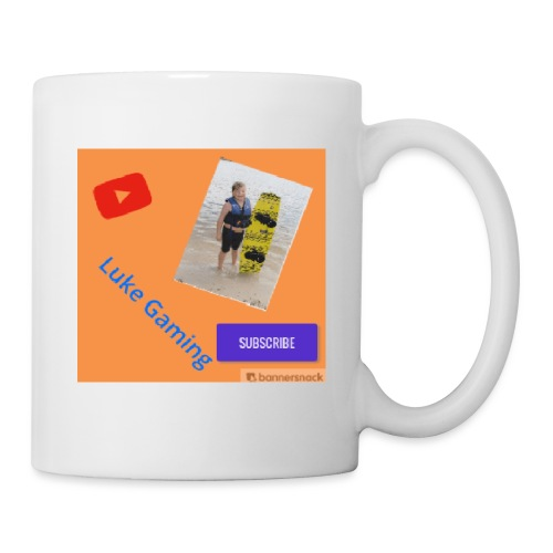 Luke Gaming T-Shirt - Coffee/Tea Mug