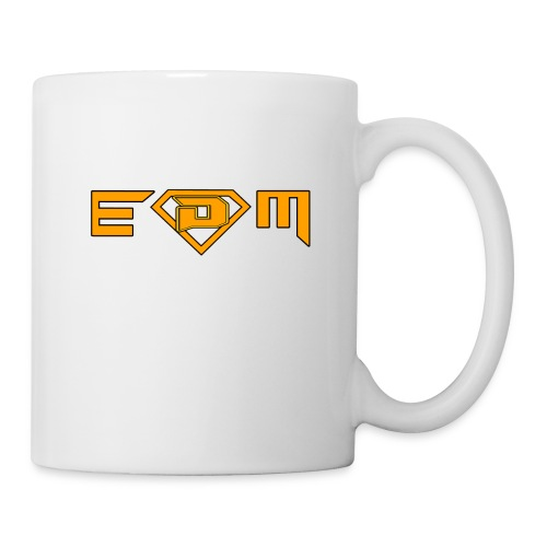 EDM music (DamieN Hea7eN Style) - Coffee/Tea Mug