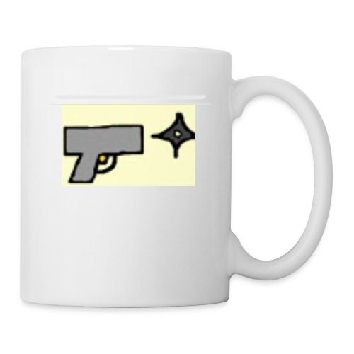 ASAP ninja youtube logo - Coffee/Tea Mug