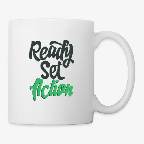 Ready.Set.Action! - Coffee/Tea Mug