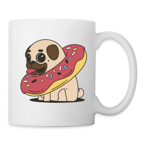 little pug - Coffee/Tea Mug