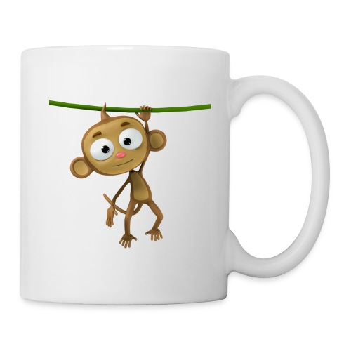Monkey Swing - Coffee/Tea Mug