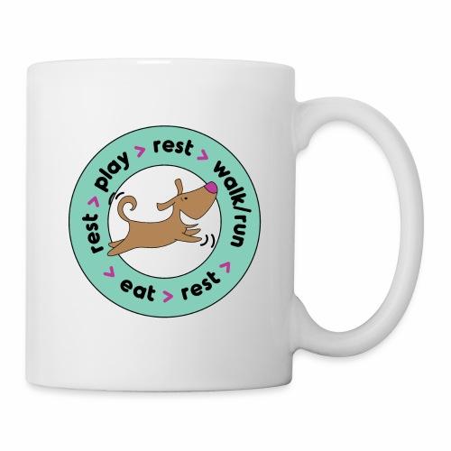 Dogs' Circle of Happiness - Coffee/Tea Mug