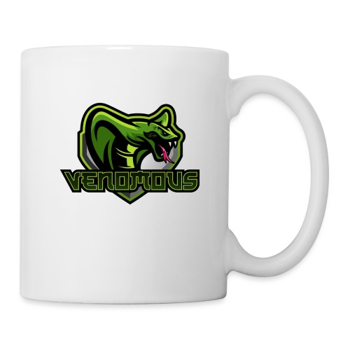 Venomous Text Logo - Coffee/Tea Mug