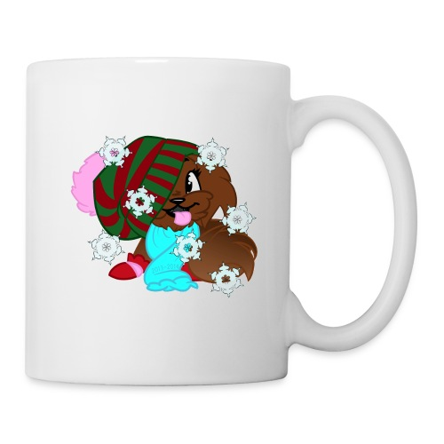 xmas snowflake - Coffee/Tea Mug
