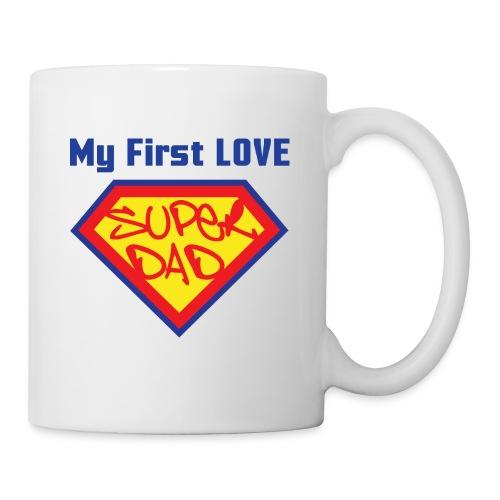 SUPER DAD - Coffee/Tea Mug