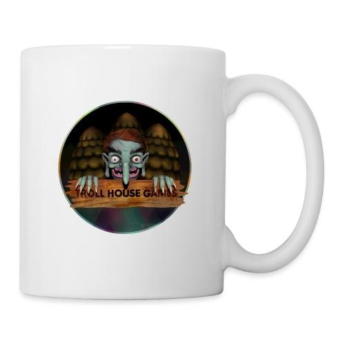 Troll House Games Logo - Coffee/Tea Mug