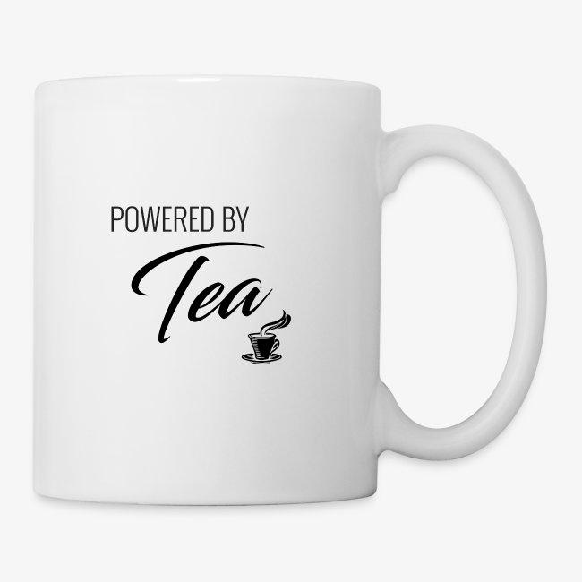 Powered by Tea