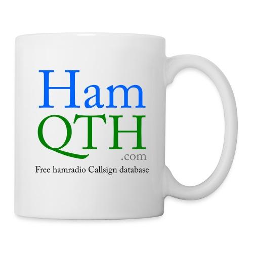 HamQTH - Coffee/Tea Mug