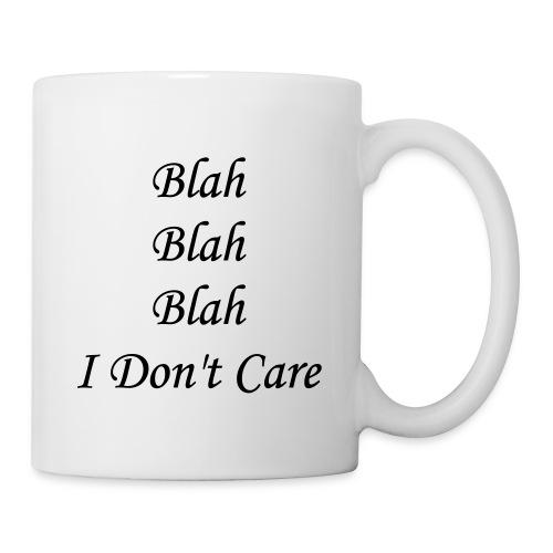 blah blah blah - Coffee/Tea Mug