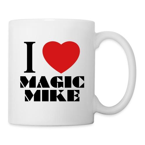 I Love Magic Mike T-Shirt - Coffee/Tea Mug