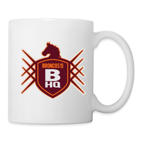 BroncosHQ Badge Logo - Coffee/Tea Mug