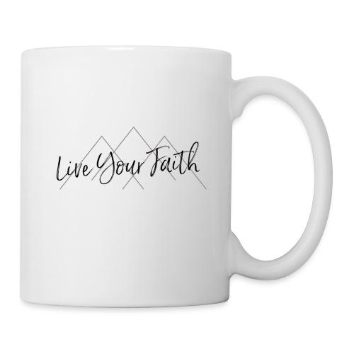 Live Your Faith - Coffee/Tea Mug