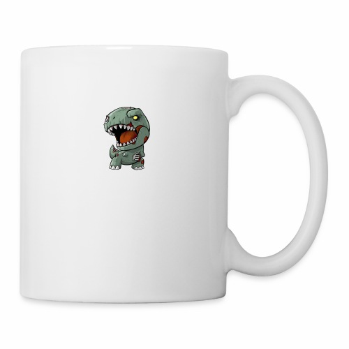 Zombie memeosauraus - Coffee/Tea Mug