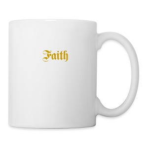 Golden Faith - Coffee/Tea Mug