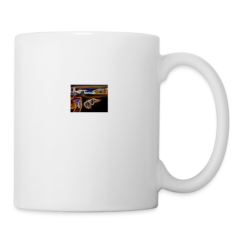 Melted Neon Dali - Coffee/Tea Mug